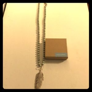 Handmade Necklace, supports good cause